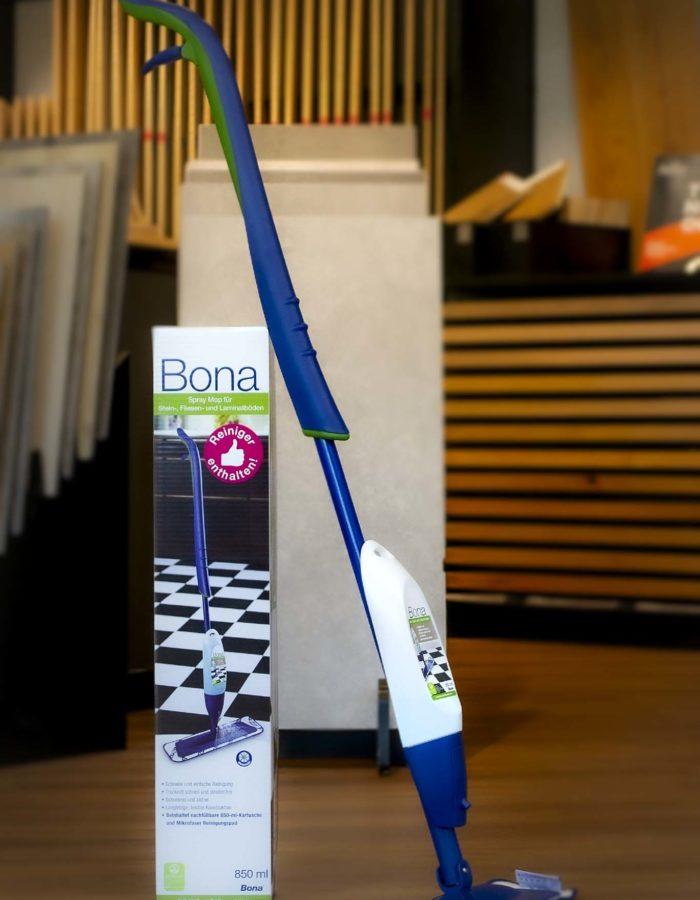 Bona Bodenwischer Spray Mop Fliesen und LaminatDer Bona Spray Mop für Stein-