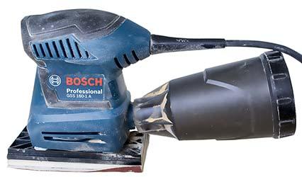 BOSCH GSS 160-1 A Schwingschleifer
