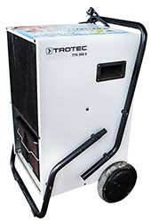 TROTEC TTK 350 S Gewerbe Luftentfeuchter